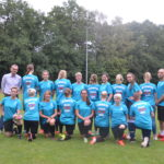 Shirts für das Fußballteam Damen Ajax Eichwalde